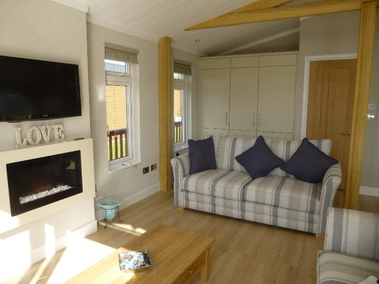 Wessex Contemporary Holiday Lodge